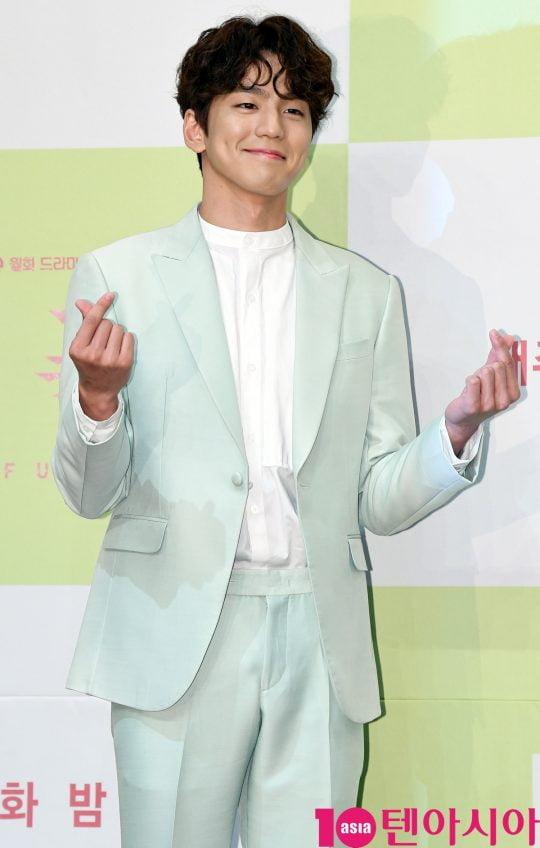 [TEN PHOTO]김민규 '훈훈한 비주얼'