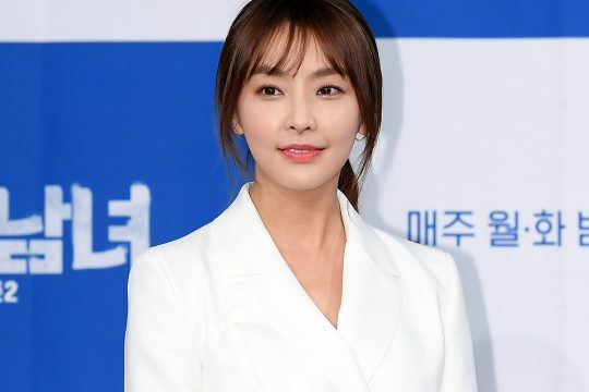 '검법남녀2'에서 검사 은솔 역을 맡은 배우 정유미./이승현 기자 Ish87@