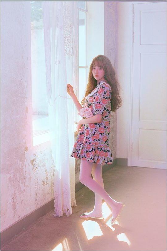 오는 23일 미니 콘서트를 개최하는 가수 보라미유./ 사진제공=쇼파르뮤직