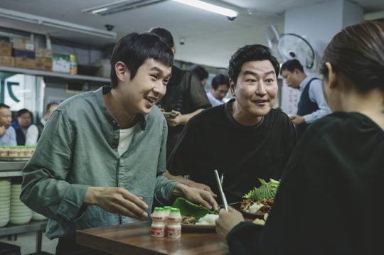 영화 '기생충' 스틸. /사진제공=CJ엔터테인먼트