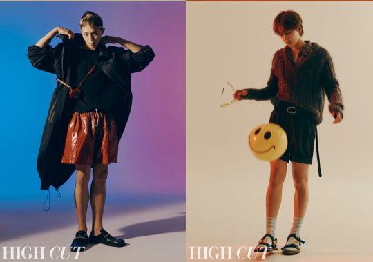 그룹 위너의 송민호(왼쪽), 김진우 / 사진제공=하이컷