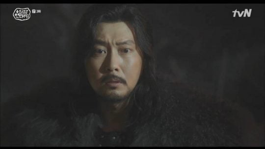 '아스달 연대기' 박병은, 입체적 캐릭터 예고…극 몰입도 높인다