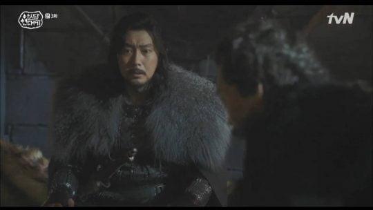 배우 박병은. / tvN '아스달 연대기' 방송화면.