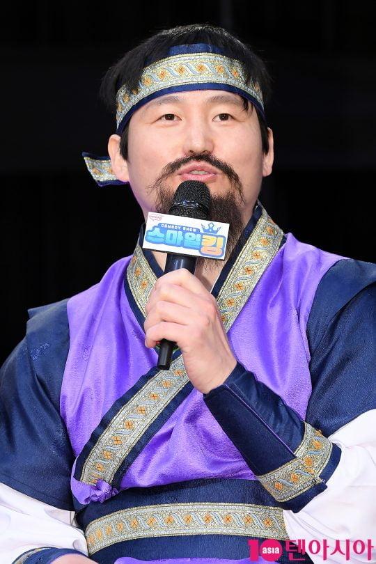 개그맨 김대범