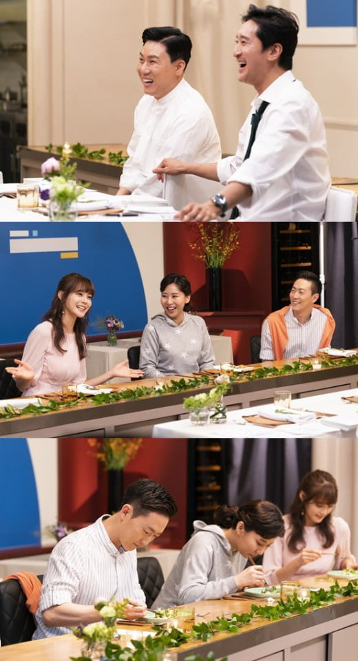 '물오른 식탁' 스틸. /사진제=tvN
