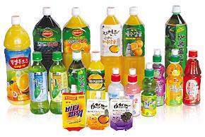 음료 제품