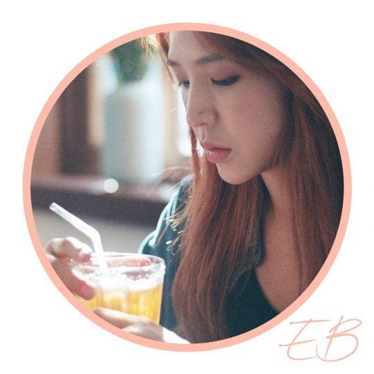 싱어송라이터 EB의 새 싱글 '너의 이름은'커버 이미지 / 사진제공=하이플라이뮤직