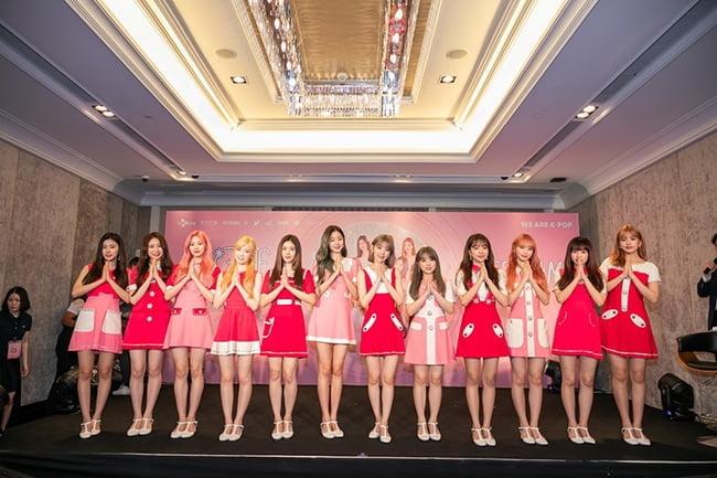 아이즈원(IZ*ONE), 데뷔 첫 해외 콘서트 성료…태국까지 들썩인 '글로벌 파워'