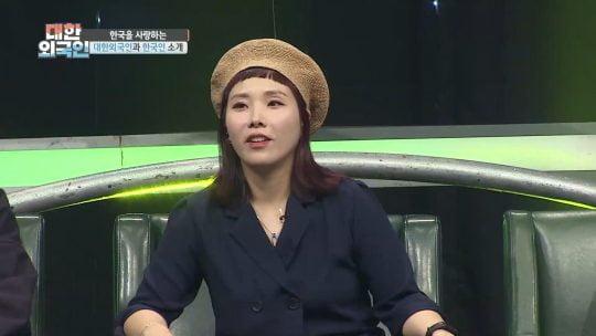 '대한외국인'의 신봉선./사진제공=MBC 에브리원