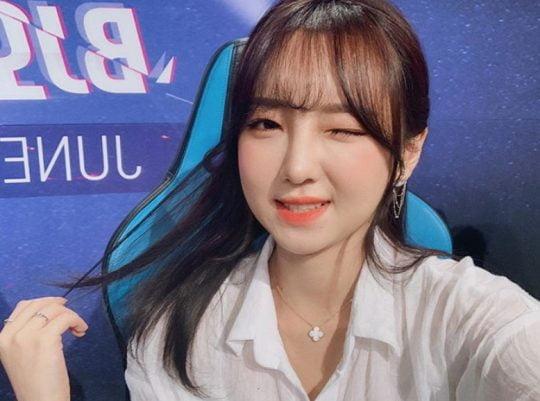 외질혜 인스타그램.