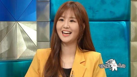 트로트 가수 윤수현. / 제공=MBC '라디오스타'