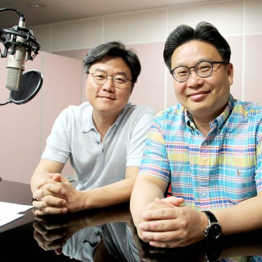 나영석 PD(왼쪽부터)와 서경덕 성신여대 교수. /사진=서경덕 교수 인스타그램