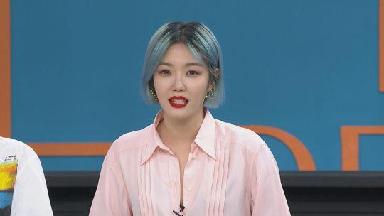 '비디오스타'의 방송인 김새롬./사진제공=MBC 에브리원
