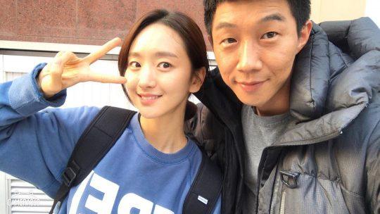 배우 원진아(왼쪽부터), 최재환. /사진=최재환 인스타그램
