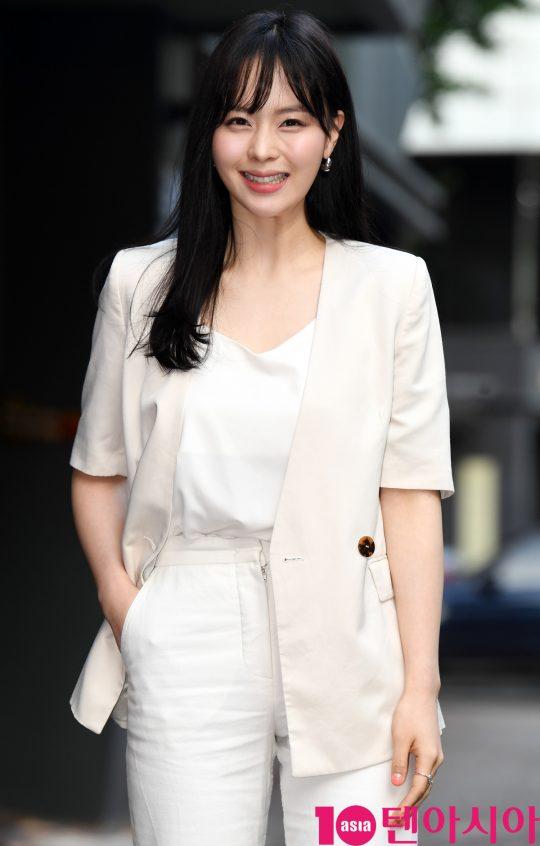 [TEN PHOTO]최윤라 '싱그러운 미소'