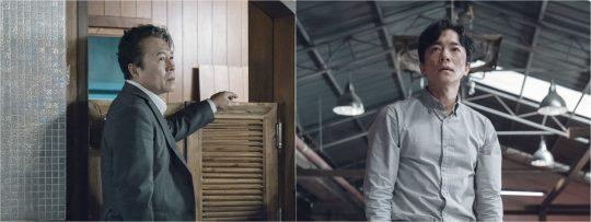 '구해줘2'의 천호진(왼쪽)과 김영민./사진제공=OCN