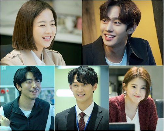 tvN 월화드라마 '어비스' 출연진./ 사진제공=tvN