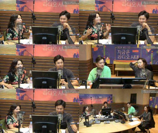 사진=MBC 표준FM '정선희, 문천식의 지금은 라디오 시대' 캡처