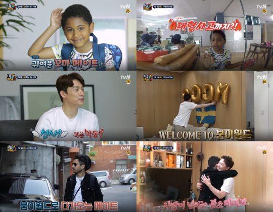 '서울메이트3' 예고 영상./사진제공=tvN