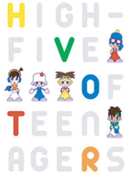 '2019 High-five Of Teenagers]' 콘서트 포스터./ 사진제공=옥션티켓