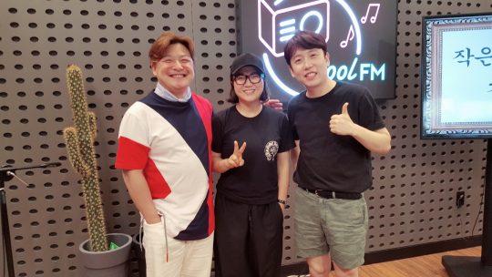 '미스터 라디오' 윤정수(왼쪽부터), 김숙, 남창희. /사진제공=KBS