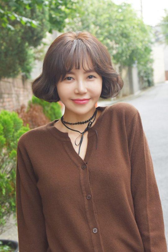 황혜영./사진제공=GH 엔터테인먼트