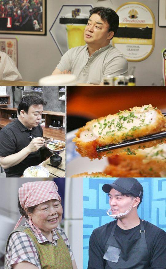 '백종원의 골목식당' 원주 미로예술시장 편. /사진제공=SBS