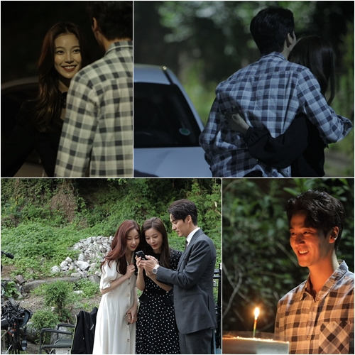 '연애의 맛' 오창석·이채은 커플. /사진제공=TV CHOSUN '연애의 맛'