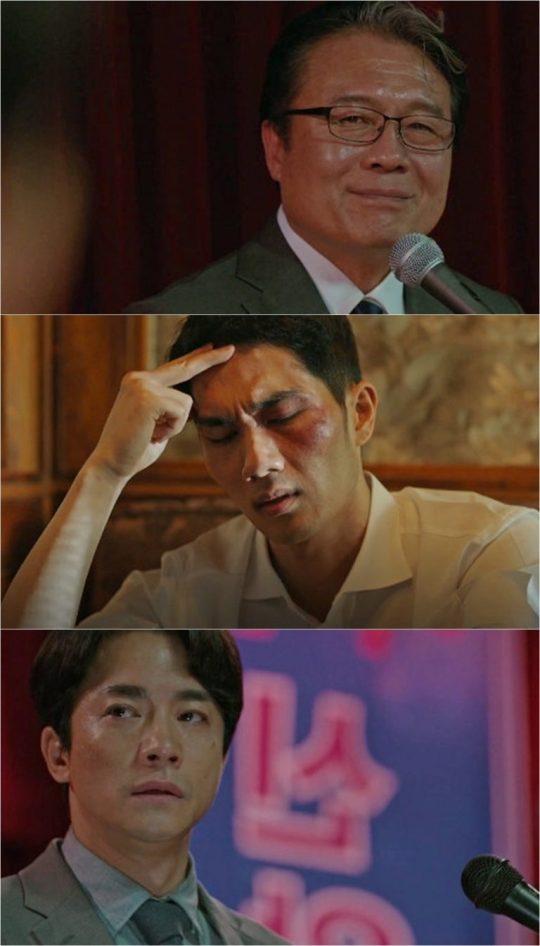 '구해줘2' 천호진(위부터), 엄태구, 김영민./ 사진제공=OCN