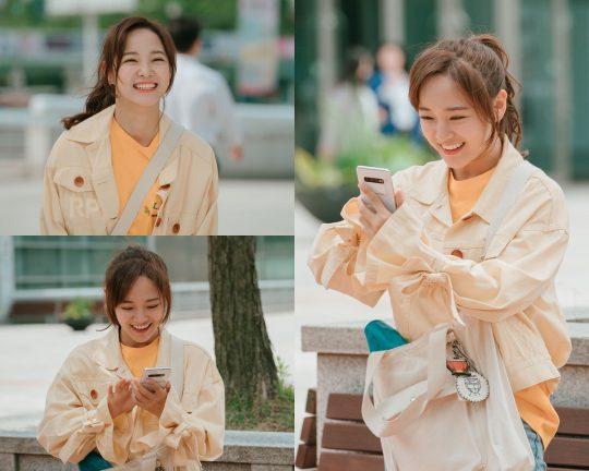 KBS2 새 월화드라마 '너의 노래를 들려줘' 김세정 스틸컷 / 사진제공=JP E&M