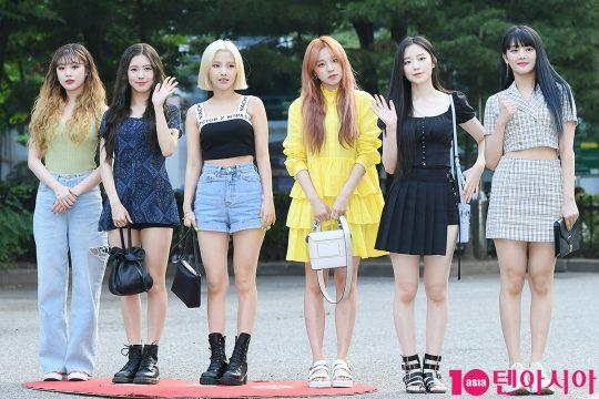 그룹 여자아이들