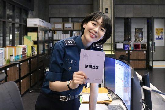 '보이스3'의 배우 이하나./사진제공=사람엔터테인먼트