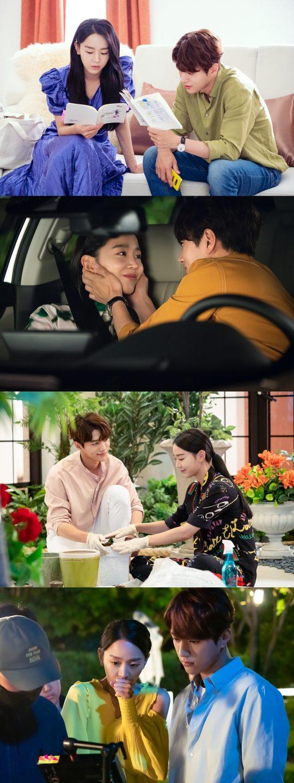 '단, 하나의 사랑' 현장 사진./제공=KBS2