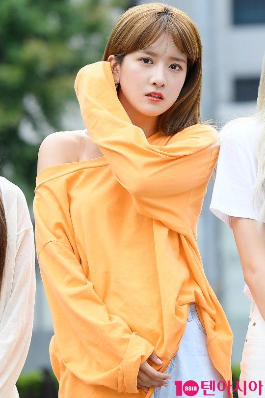 그룹 우주소녀 엑시