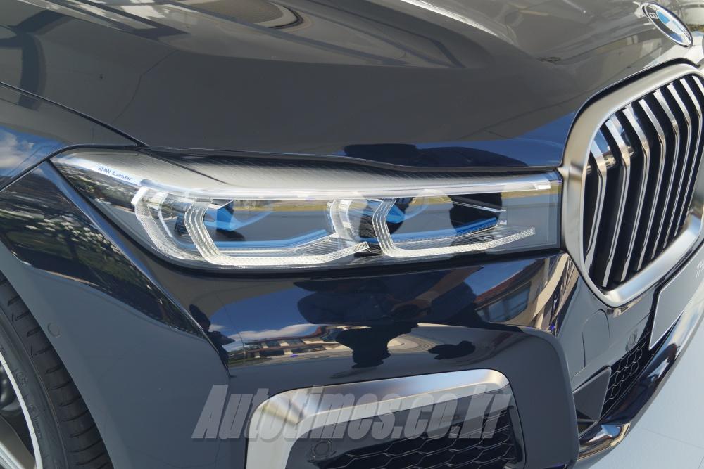 [포토]진보적인 플래그십의 변화, BMW 7시리즈