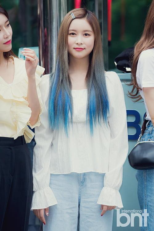 [bnt포토+] '러블리 그자체' 다영 '역시 우주소녀 공식 애교머신'