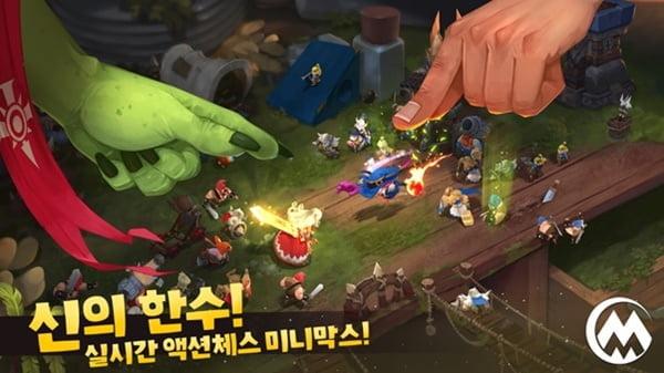 '미니막스 타이니버스', 아이패드 버전 사전예약 돌입