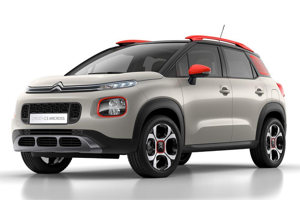 시트로엥, '뉴 C3 에어크로스 SUV' 사전 계약 시작