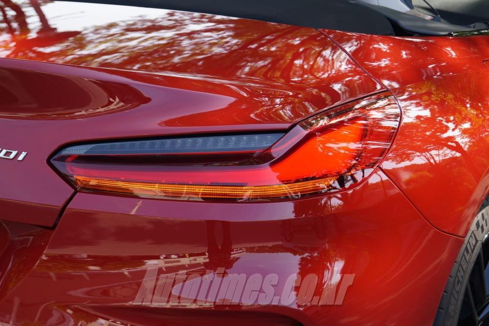 [시승]상쾌한 움직임에 빠지다, BMW Z4