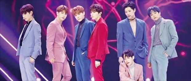지난달 3일부터 Mnet에서 방영되고 있는 아이돌 오디션 프로그램 '프로듀스 X 101'.   /CJ ENM 제공