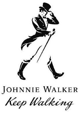 조니워커 '스트라이딩맨' 111년 전통 신사 캐릭터에 '밀레니얼' 열광