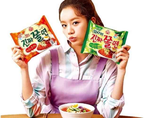 미역초 비빔면, 와사비 쫄면…입맛 없는 여름엔 매콤한 맛이 딱!