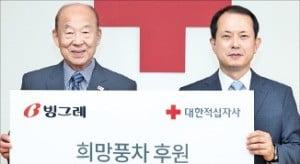 빙그레, '희망풍차' 사업에 2억 기부