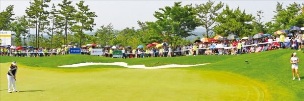 골프축제 열리는 포천힐스…갤러리에 '6000만원 경품' 팡팡 쏜다