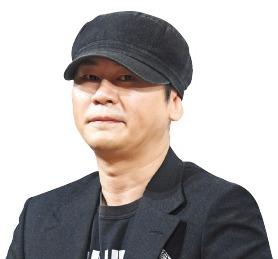 양현석 前 대표