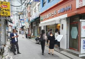 '힙스터거리' 을지로 인쇄골목…성수동 수제화공장 자리엔 카페