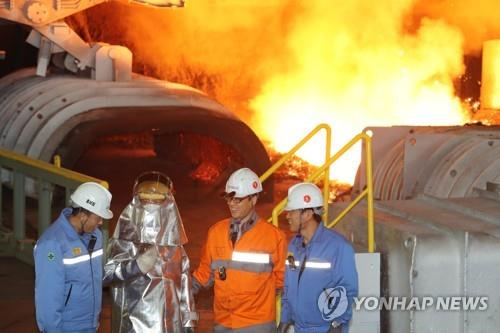 """철강업계 '10일 조업중지'에 """"사실상 운영중단 처분"""" 초비상"""