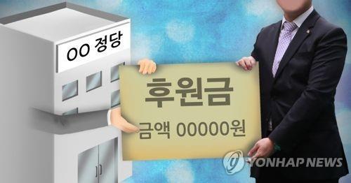 입법로비 위해 '쪼개기 후원금'…한전KDN 전 대표 벌금형 확정