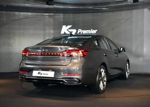 기아차, 'K7 프리미어' 사전계약…'차세대 2.5 엔진' 첫 적용