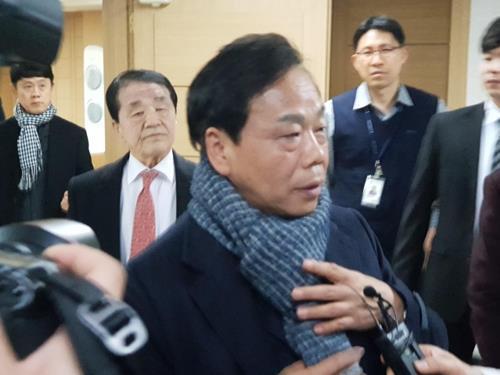 '정치자금법 위반' 이완영, 의원직 상실하나…오늘 대법 선고